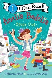 [해외]Amelia Bedelia Steps Out (Hardcover)