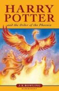 Harry Potter and the Order of the Phoenix (Birthish Book)#5 (하드커버)
