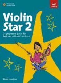 Violin Star 2 Book & CD Students Book