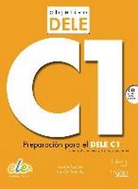 [해외]Objetivo DELE C1. Buch mit Audio-CD