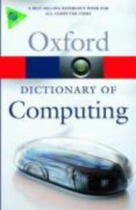 [해외]A Dictionary of Computing (Paperback)