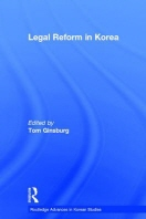 Legal Reforms in Korea