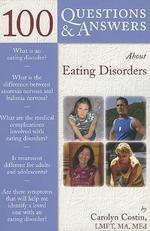 [해외]100 Questions & Answers about Eating Disorders (Paperback)