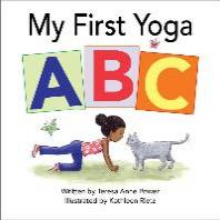 [해외]My First Yoga ABC