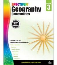 Spectrum Geography Grade. 3(Paperback)
