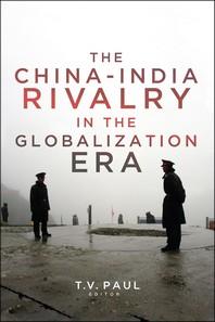 [해외]The China-India Rivalry in the Globalization Era (Paperback)