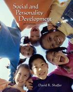 Social and Personality Development 4/E.