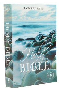 [해외]KJV, Holy Bible, Larger Print, Paperback