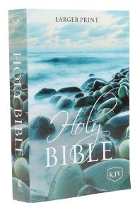 [해외]KJV, Holy Bible, Larger Print, Paperback