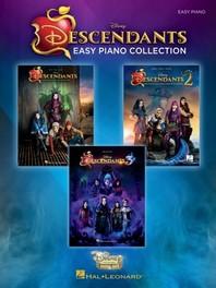 [해외]The Descendants Easy Piano Collection