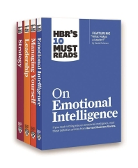 HBR's 10 Must Reads Leadership Collection (4 Books)