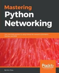 [보유]Mastering Python Networking