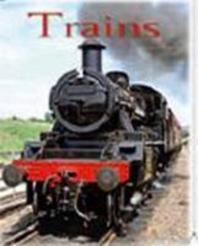 Trains Pocket Book