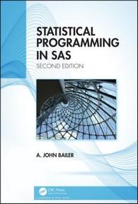 Statistical Programming in SAS
