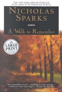 [해외]A Walk to Remember (Paperback)