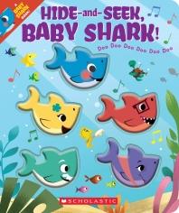 Hide-And-Seek, Baby Shark!