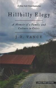 [해외]Hillbilly Elegy (Paperback)