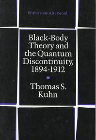 [해외]Black-Body Theory and the Quantum Discontinuity, 1894-1912