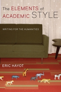 [해외]The Elements of Academic Style (Hardcover)