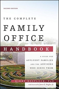 [해외]The Complete Family Office Handbook