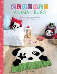 [해외]Crochet Animal Rugs