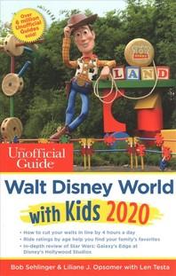 [해외]The Unofficial Guide to Walt Disney World with Kids 2020 (Paperback)