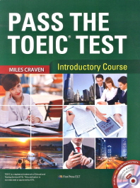 Pass The TOEIC Test: Introductory Course (with MP3 CD)