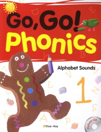 Go Go Phonics. 1: Alphabet sounds
