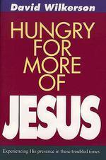 [해외]Hungry for More of Jesus (Paperback)