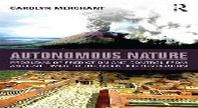 [해외]Autonomous Nature (Paperback)