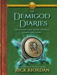 The Demigod Diaries ( Heroes of Olympus )
