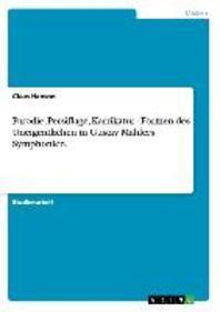 Parodie, Persiflage, Karrikatur - Formen des Uneigentlichen in Gustav Mahlers Symphonien.