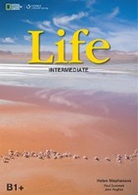Life, Intermediate. Student's Book m. DVD. Level B1+