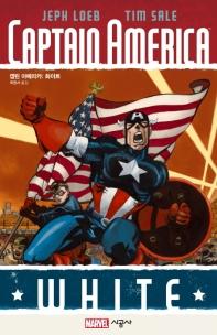 캡틴 아메리카: 화이트(마블 그래픽 노블)