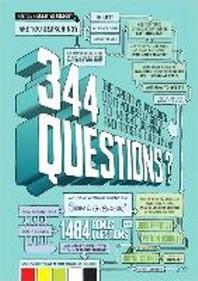 [해외]344 Questions (Paperback)