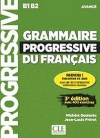 [해외]Grammaire progressive du francais. Niveau avance - 3eme edition. Schuelerarbeitsheft + Audio-CD + Web-App