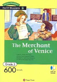 The Merchant of Venice (600 Words)(CD1장포함)(HAPPY READERS 3-5)