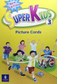 Superkids(New) 3. PC