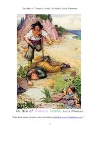 보물섬.寶物섬. The Book of Treasure Island, by Robert Louis Stevenson