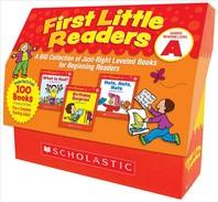[해외]First Little Readers (Boxed Set)