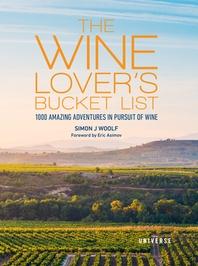 [해외]The Wine Lover's Bucket List