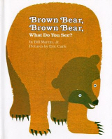 [해외]Brown Bear, Brown Bear, What Do You See? (Hardcover)