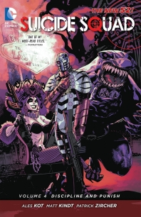 Suicide Squad Vol. 4: Discipline and Punish