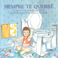 [해외]Siempre Te Querre = Love You Forever (Paperback)