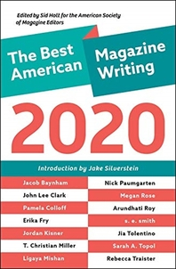 [해외]The Best American Magazine Writing 2020