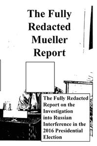 [해외]The Fully Redacted Mueller Report