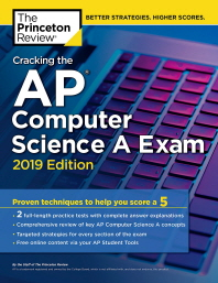 Cracking the AP Computer Science a Exam(2019)