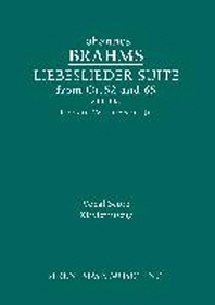 Liebeslieder Suite from Opp.52 and 65