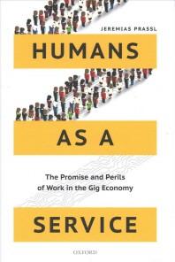 [해외]Humans as a Service (Hardcover)