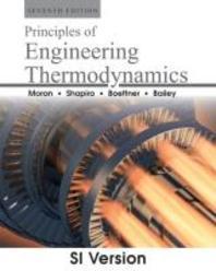 principles of engineering thermodynamics. 7/E